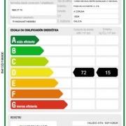 certificado energético en Vigo