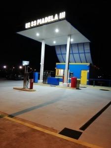 Proyecto técnico de gasolinera piadela
