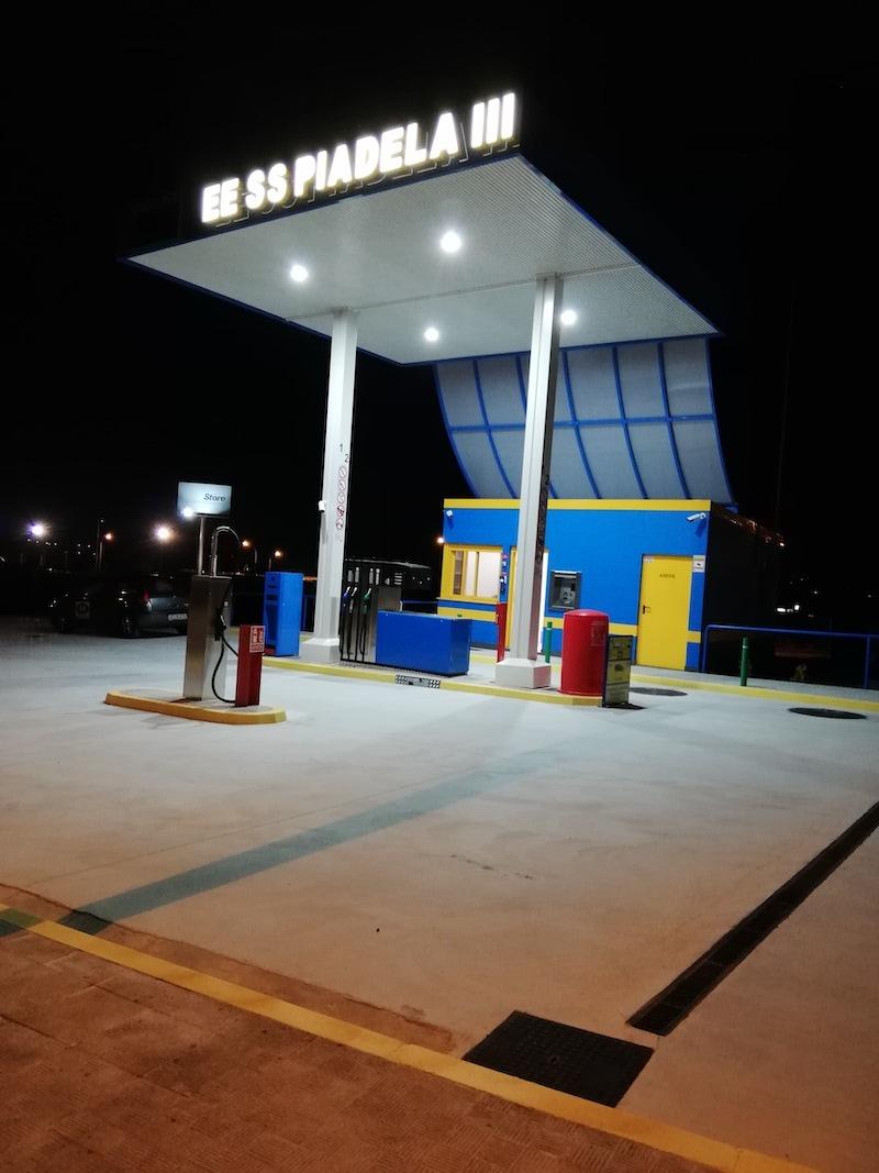 gasolinera piadela