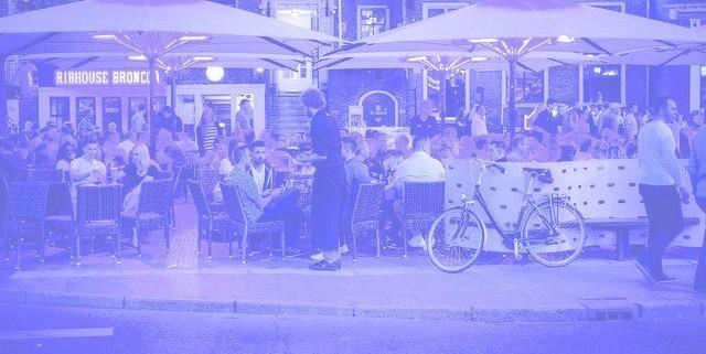 licencia terraza bar